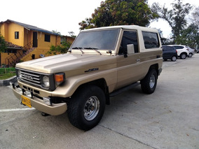 Toyota Land Cruiser Care Vaca Modelo 1992, 4x4