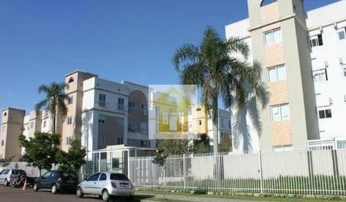 Apartamento A Venda No Bairro Capão Raso Em Curitiba - Pr.  - 193-1