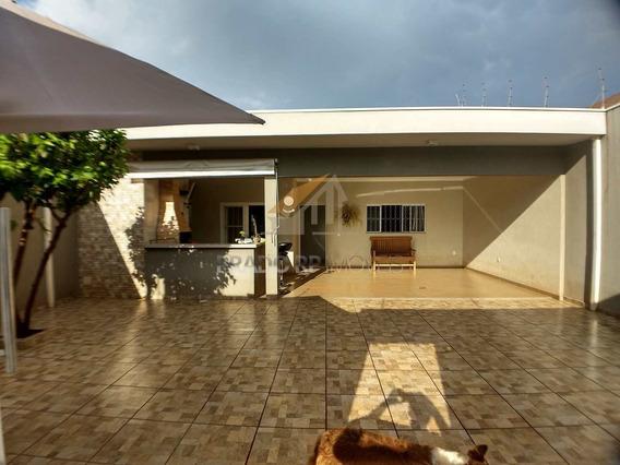 Casa Com 3 Dorms, Jardim Florenzza, Sertãozinho - R$ 417 Mil, Cod: 56275 - V56275