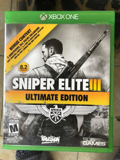 Sniper Elite 3 Ultímate Edition