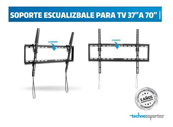 Soportes Escualizable Tv 37 A 70