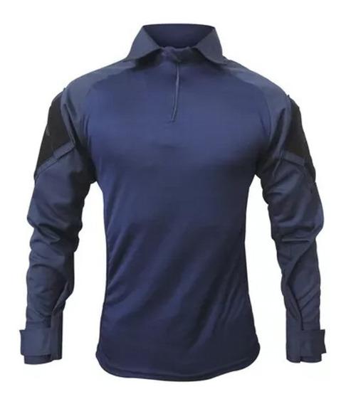 Camisa Gandola Blusa Airsoft Polícia Proteção Uv 50 +