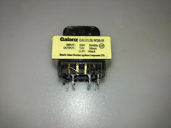 Transformador Da Placa De Microondas Gal3515e-wdb-01 220v