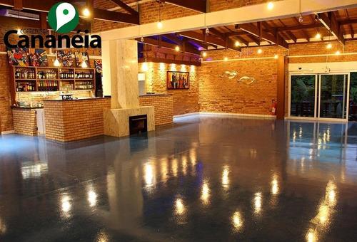 Empreendimento À Venda Pronto Para Eventos Ou Restaurante, Alto Nível Em Cananéia/sp - Co00020 - 68947346