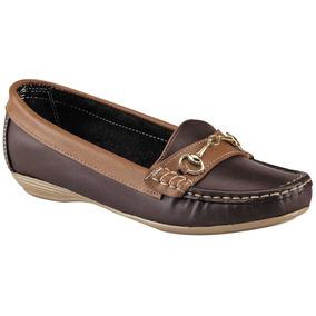 Zapato Casual Mujer Vandana 47685 Envió Gratis