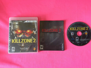 Killzone 2 Ps3 (game Army)