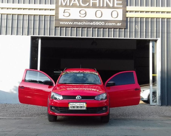 Volkswagen Saveiro 1.6 L/15 C/doble Pack High 2015