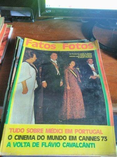 Revista Fatos E Fotos Nº 614 Bloch Editora