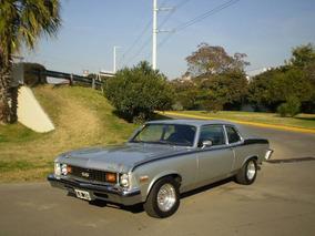 Chevrolet Ss Nova Original Coupe 5.7 V8 1971 Americana