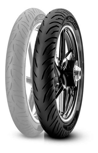 Imagen 1 de 3 de Cubierta Pirelli Super City 80 100 14 Motorace