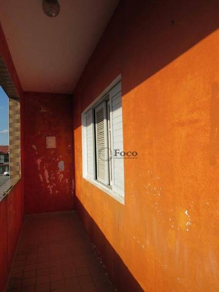 Apartamento Com 1 Dormitório Para Alugar, 75 M² Por R$ 900/mês - Parque Continental - Guarulhos/sp - Ap0799