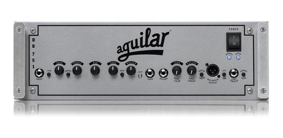 Amplificador De Bajo Aguilar Db751 Pre Valvular 750w Btq#