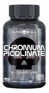 Chromium Picolinate 200 Tabletes - Black Skull