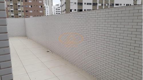 Apartamento  Com 2 Dormitório(s) Localizado(a) No Bairro Boqueirão Em Santos / Santos  - 6795