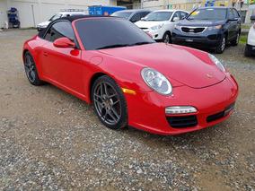 Porsche Carrera Convertible 2009 Semi Nuevo