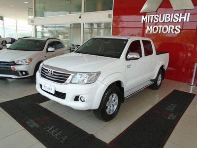 Toyota Hilux Srv 4x2 Cabine Dupla 2.7 16v, Mit1299