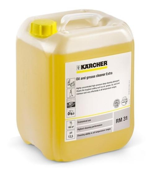Detergente Karcher Rm31 Quitagrasa Extra 1l Tienda Oficial