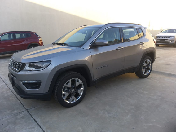 Jeep Compass 2.4 Longitude At9 4x4 0km Sport Cars