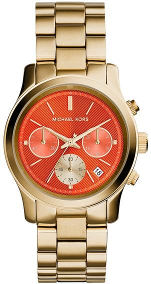 Relógio Michael Kors Cronógrafo Analógico Feminino Mk6162/4