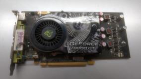 Placa De Video Geforce 9800gt Defeito