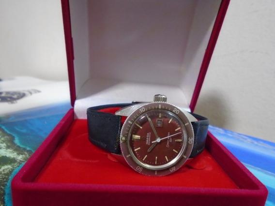 Omega Diver Antigo Seamaster 120 Ref 566 007 Cal 681 S 1966