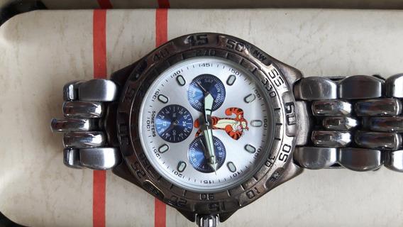 Relógio Importado Disney - Tigrão (sem Bateria)