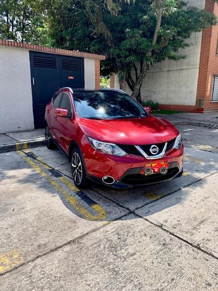 Nissan Qashqai Exclusive 4wd 2.0 Cvt Rin Lujo