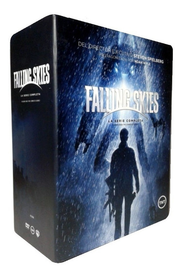 Falling Skies Boxset Serie Completa Temporadas 1 2 3 4 5 Dvd