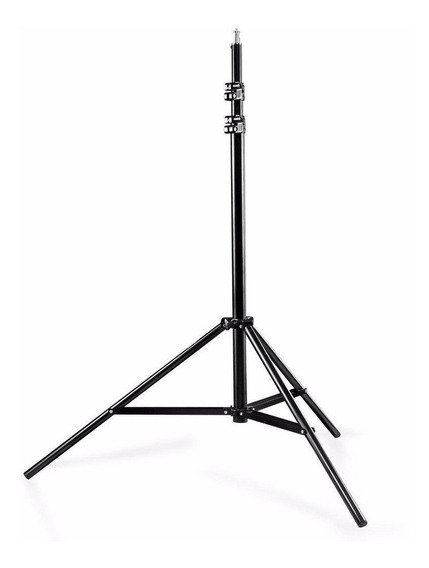 Tripe De Iluminação Ou Studio Até2 Metros Wt803 Suporta 2kg
