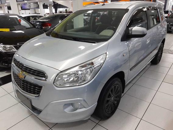 Chevrolet Spin 1.8 Lt 2013 Automático Bom Custo Beneficio