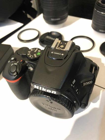 Câmera Nikon D5600 Cartão De Memória 32gb