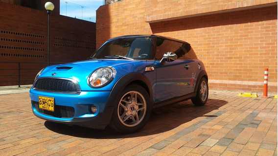 Mini Cooper S 2009 Mecanico 1.6 Turbo