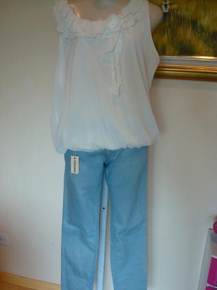 Calça Jeans Feminina Importada Tam 40 Original 299,00 Hoje