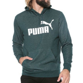 Moletom Puma Masculino Essentials Fleece