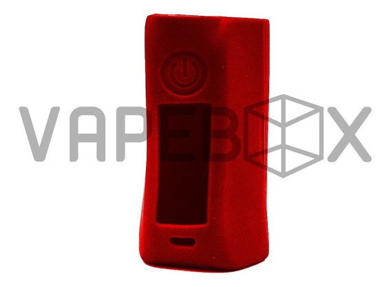 Capa De Silicone Vapebox P/ Asmodus Minikin V2 180w