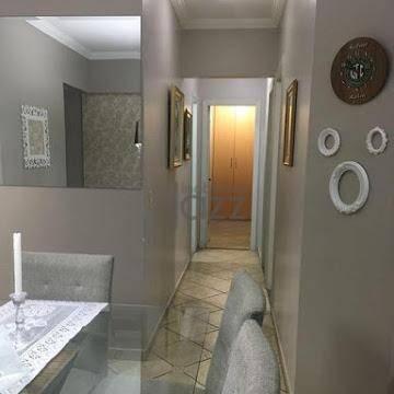 Excelente Oportunidade Emapartamento Com 3 Dormitórios À Venda, 80 M² Por R$ 485.000 - Parque Prado - Campinas/sp - Ap2331