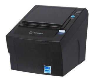 Impresora Térmica Slk-te203 Conexión Usb Y Ethernet