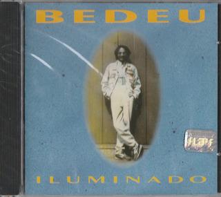 Bedeu - Cd Iluminado - 1993 - ( Pau Brasil ) - Lacrado