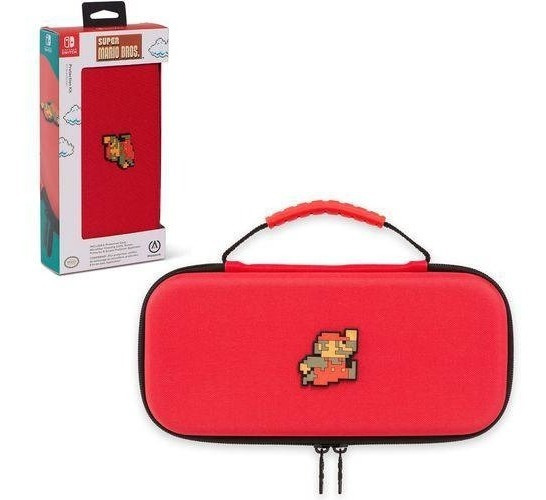 Case Nintendo Switch Protection Kit - Super Mario Bros 8-bit
