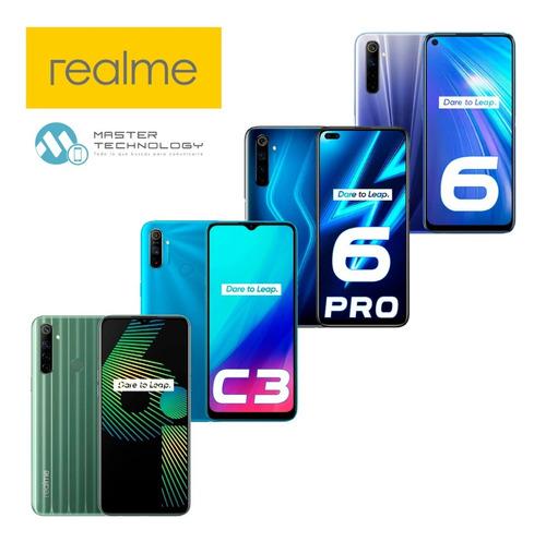 Realme C3 64gb/ 6i 64gb / 6 128gb / 6 Pro 128gb