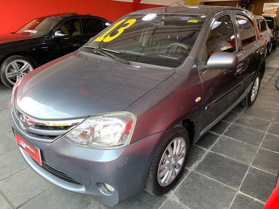 Toyota Etios 2013 1.5 16v Xls 4p