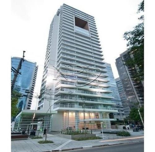 E-office Design Berrini - Salas Comerciais Brooklin  | Npi Imoveis. - V-410