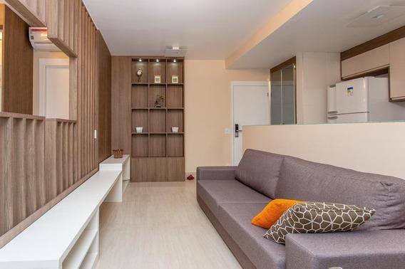 Apartamento À Venda No Bairro Brooklin Em São Paulo/sp - O-8275-17298