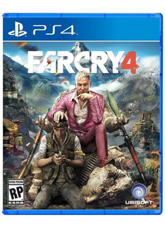 Far Cry 4 Ps4 - Juego Fisico - Prophone