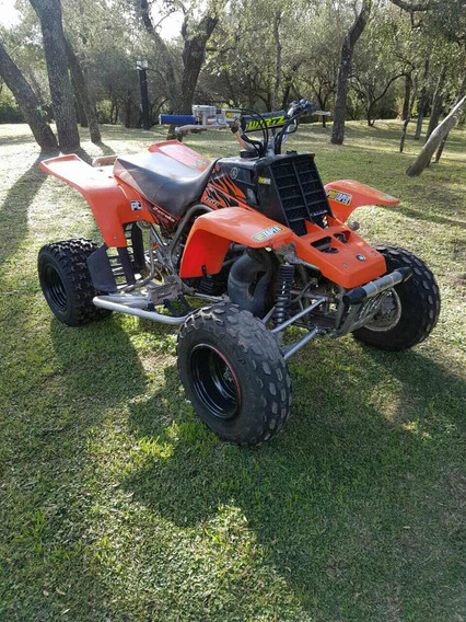 Yamaha Banshee Motor 2 Tiempos 350 Cc Rojo Y Blanco