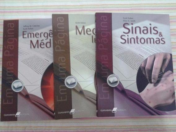 Coleção Em Uma Página - Medicina Interna - 3 Volumes
