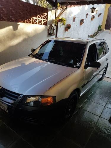 Volkswagen Parati 2012 1.6 Total Flex 5p