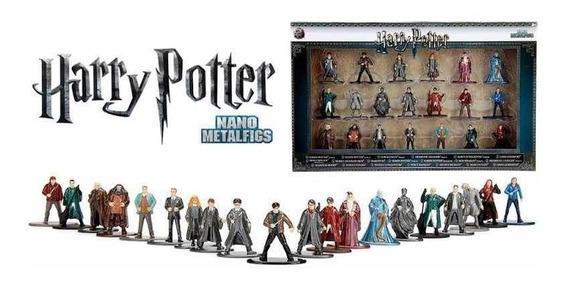 Nano Metalfigs - Figuras Em Ação Harry Potter