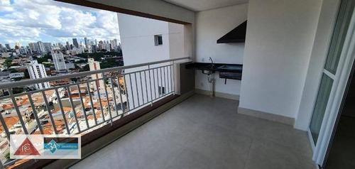 Imagem 1 de 29 de Apartamento Com 3 Dormitórios - Tatuapé - São Paulo/sp - Ap6604
