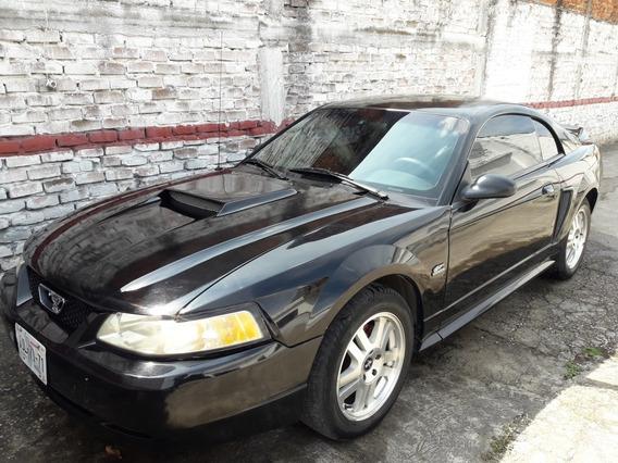 Ford Mustang 4.6 Gt Equipado Vip Piel At 2000